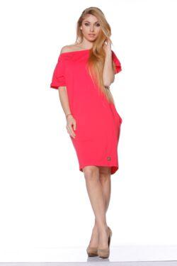 Mini ruha- Hot Pink