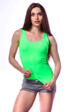 Neon színű tríkó - Neon Green
