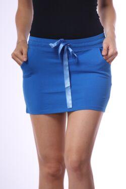 Mini szoknya - Rolyal Blue