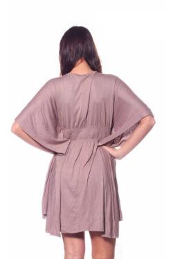 Kimono ujjú mini ruha