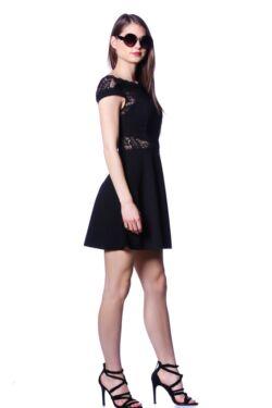 Mini ruha - Black