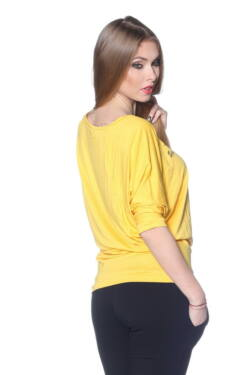 Dollman Top Yellow