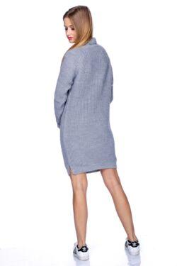 Félgarbó nyakú pulóver
