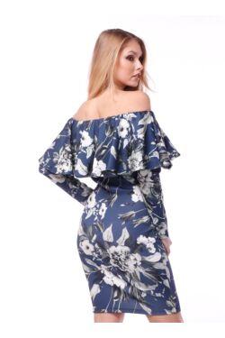 Virág mintás ruha