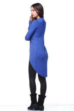 Csavart elejű ruha