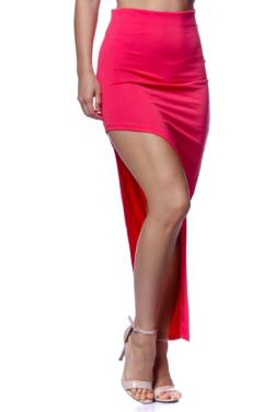 Maxi szoknya - Hot Pink