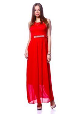 Maxi ruha - Red