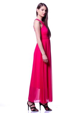 Maxi ruha - Pink