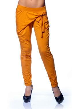 Elején csomózott nadrág - Yellow