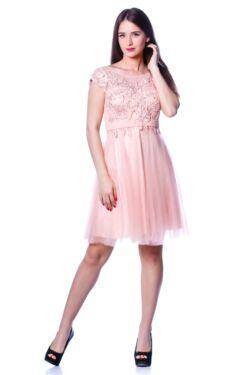 Mini ruha - Quartz Rose