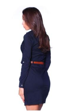 Aszimmetrikus rövid ruha
