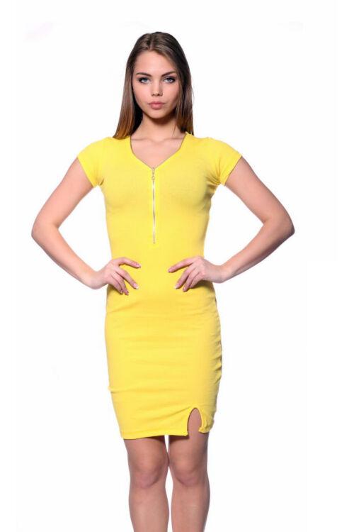 Maxi ruha - Yellow