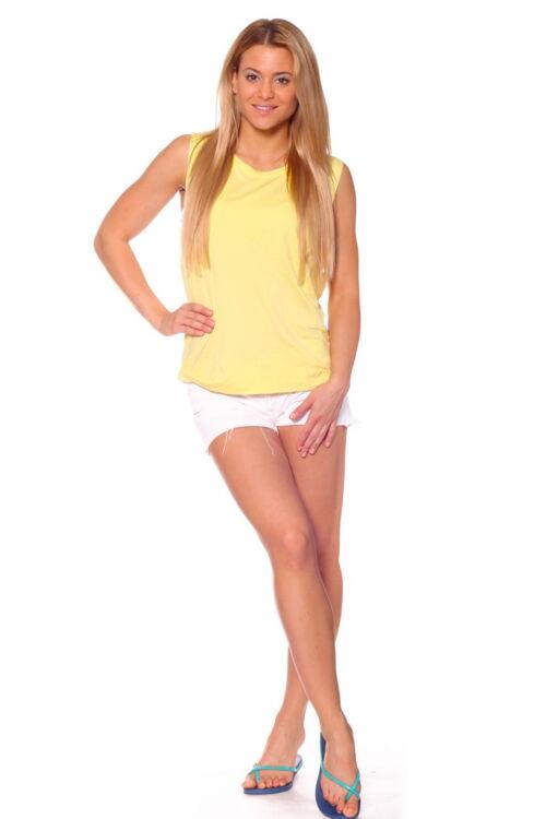 Felső - Yellow White