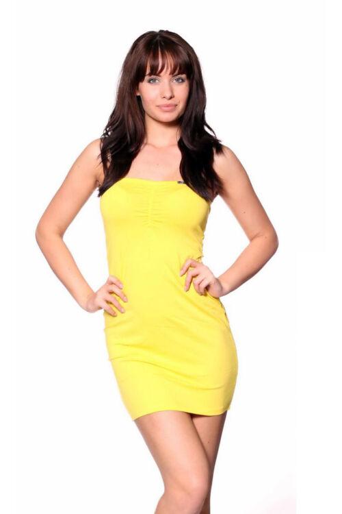 CsőMaxi ruha - Yellow