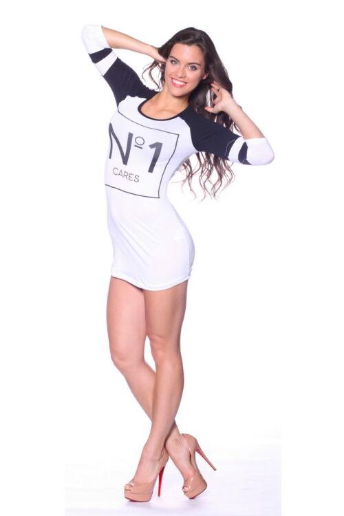 Sportos Top - White Black