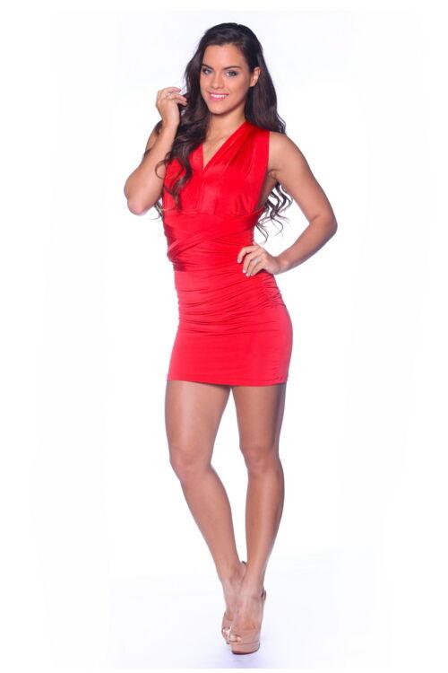 Többféleképpen kombinálható ruha - Red