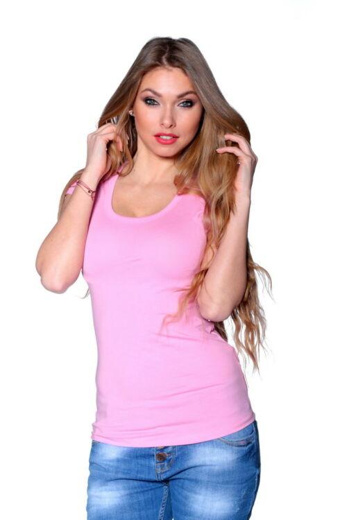 Alap póló - Light Pink