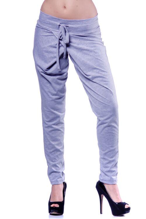 Szabadidő nadrág - Melange Grey