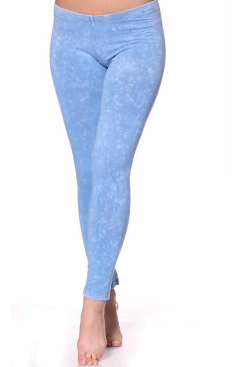Leggings - Denim Blue