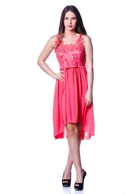 Midi ruha - Pink