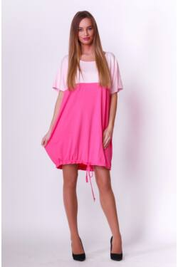 Mini ruha - Hot Pink - Quartz Rose