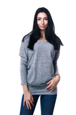 Bő ruha - Melange Grey