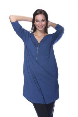 Mini ruha - Denim Blue