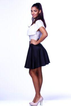 Mini szoknya - Black