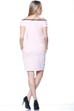 Nyitott vállú mini ruha