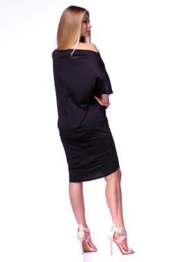 Off Shoulder Neck Mini Dress