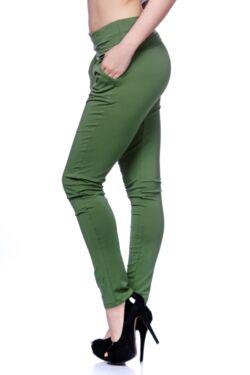 Szabadidő nadrág - Khaki