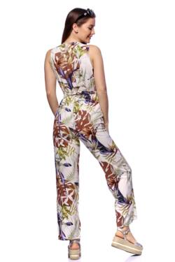 Pattern Print Overal
