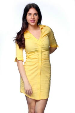 Ing ruha - Yellow