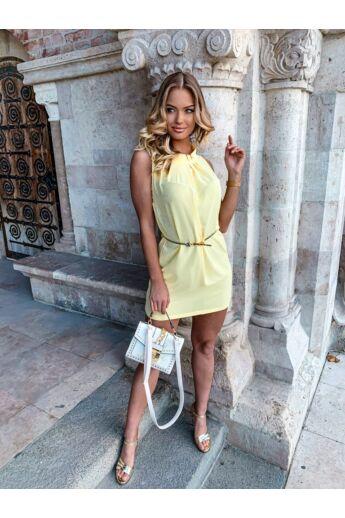 Mini ruha - Yellow