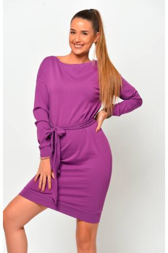 Mini ruha - Purple