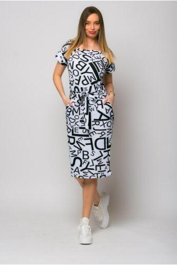 Midi ruha - White