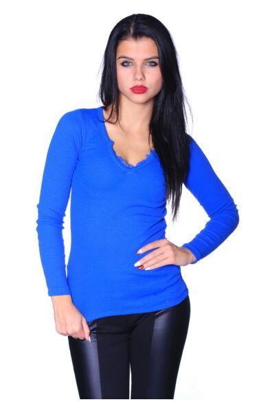 Bordás felső - Rolyal Blue