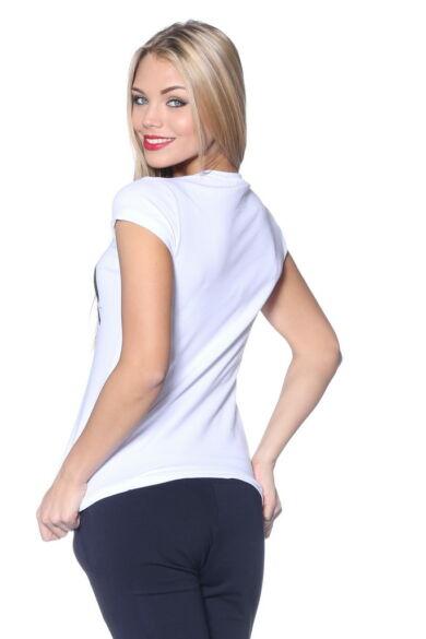 Graphic T-shirt White