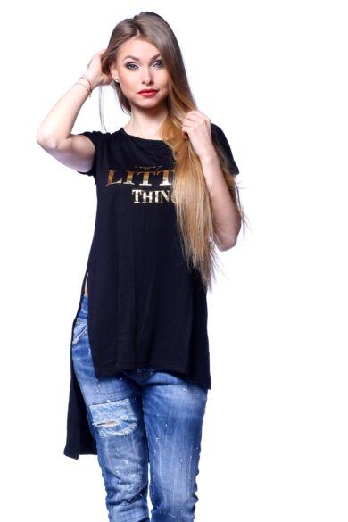 Sliccelt tunika - Black