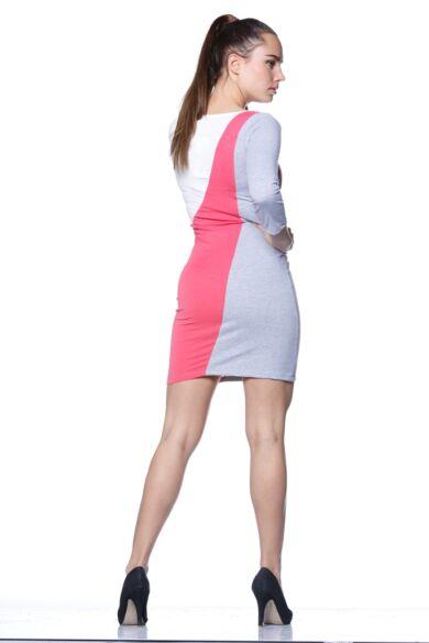 Mini ruha /Color Block miniruha