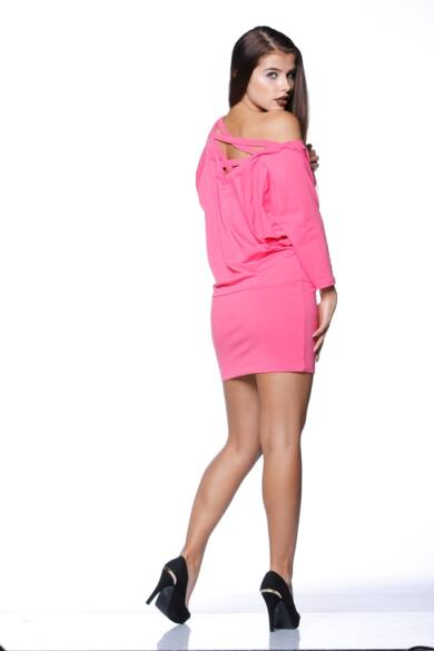 Mini ruha - Hot Pink