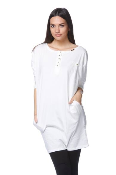 Mini ruha - Cream