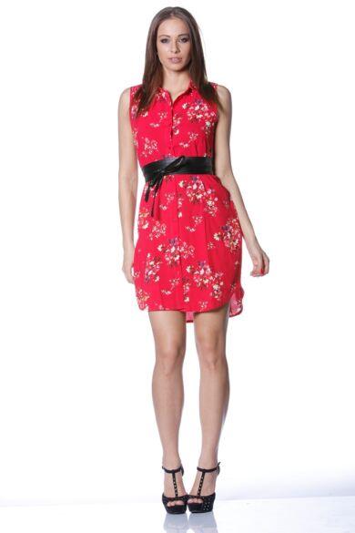 Ing mini ruha - Red
