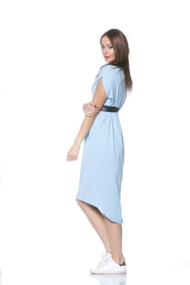 Mini ruha - Serenity Blue