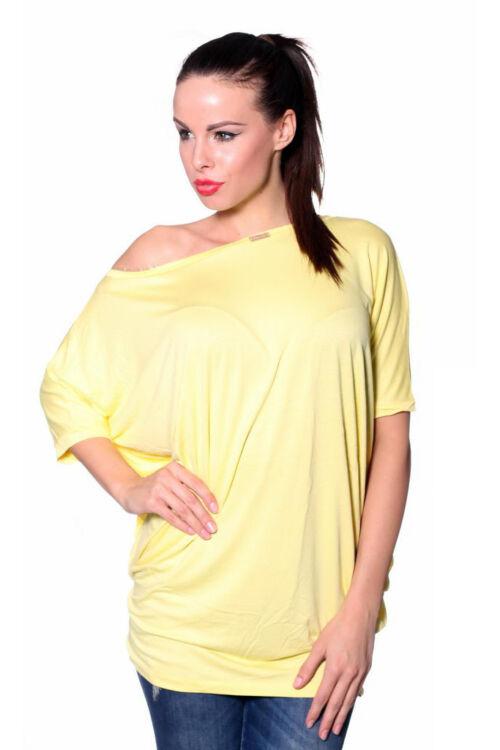 Bőfazonú tunika - Yellow