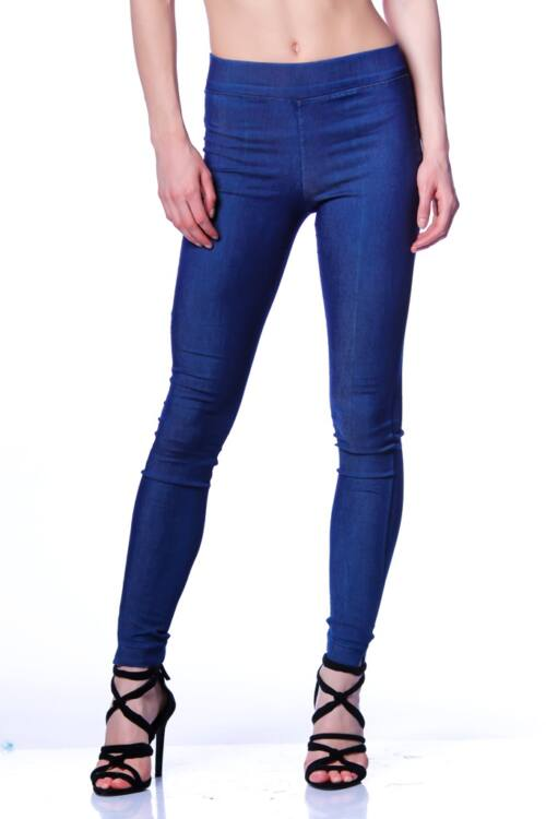 Legging - Denim Blue