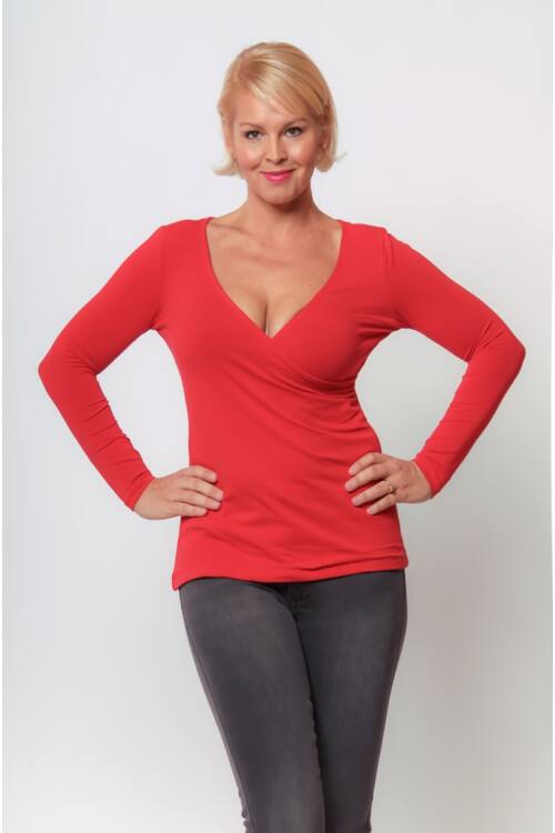 Plus size - Red