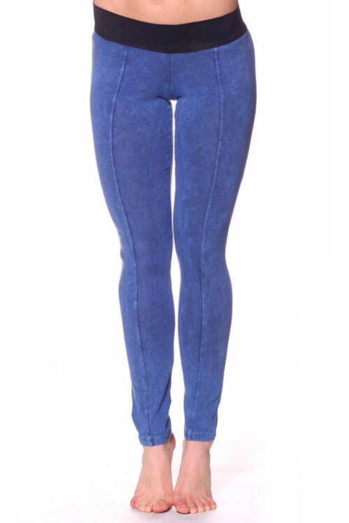 Batikolt leggings - Dark Blue