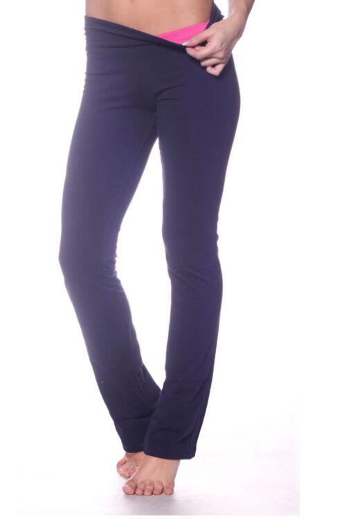 Szabadidő nadrág - Dark Blue Pink