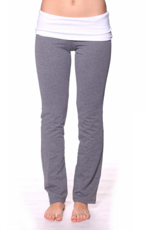 Szabadidő nadrág - Melange Grey White